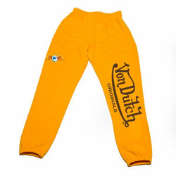 Gold VD Flying Eyeball Joggers 200