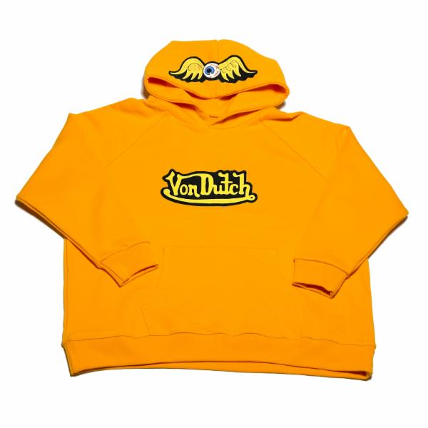 Gold VD Flying Eyeball Hoodie 101