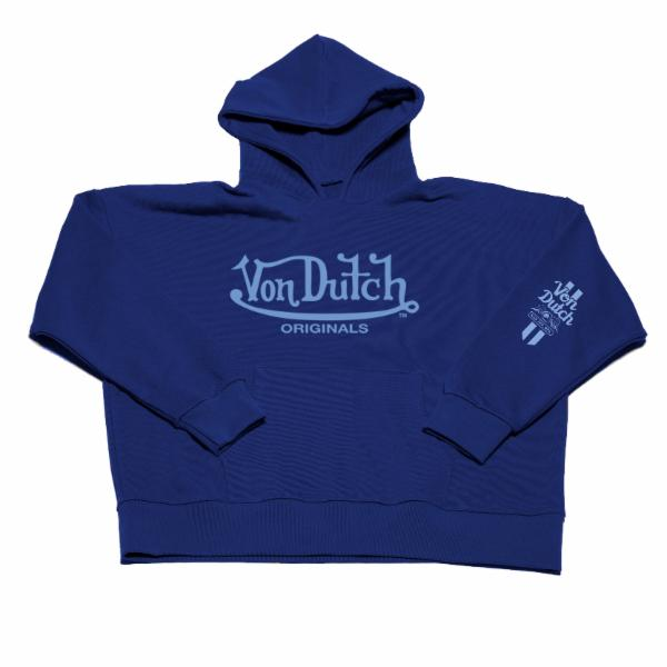 Blueberry VD Pullover Hoodie 200