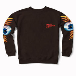 Expresso Flying Eyeball Crewneck Sweater 400