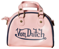 Von Dutch Small Bowling Bag 01