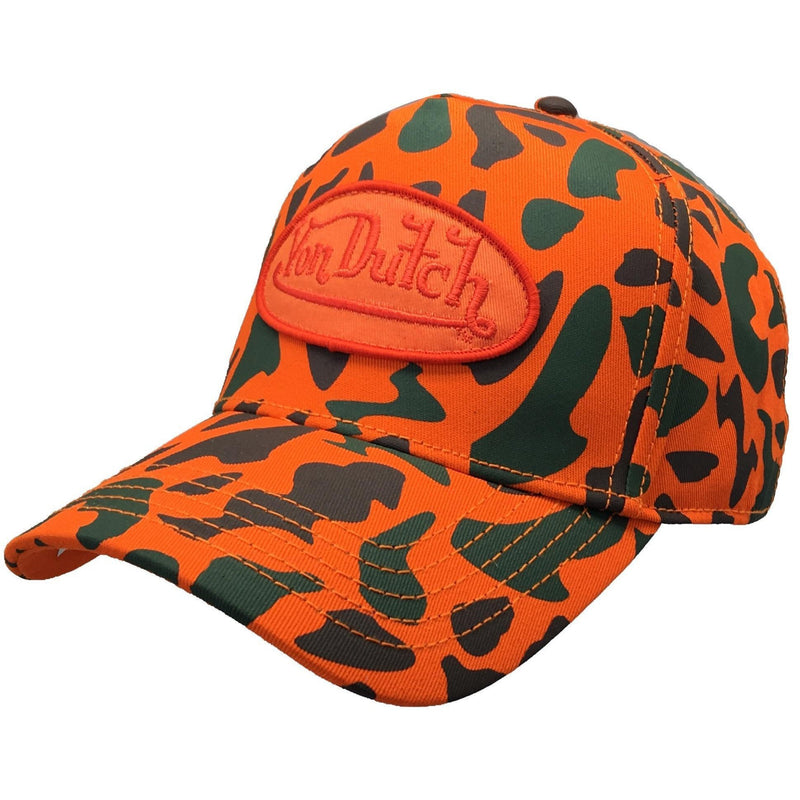 Von Dutch USA Camo Trucker 242 Side