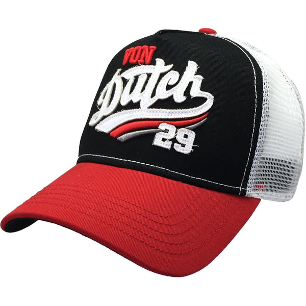 Stitched Logo Trucker 118