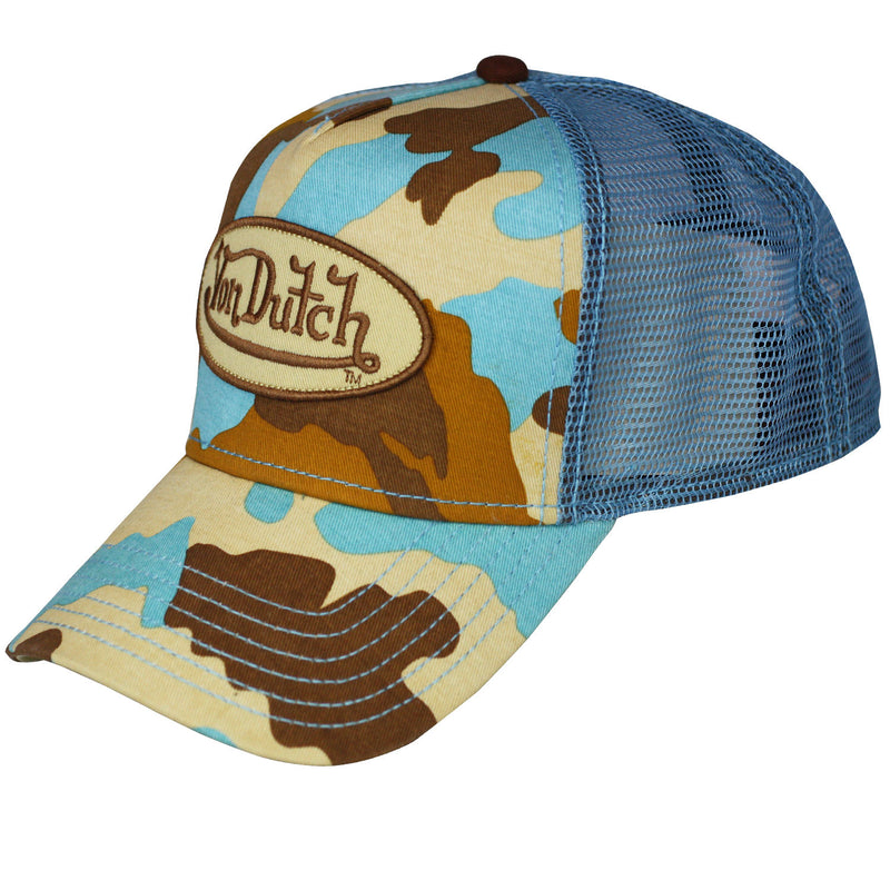 Camo Trucker 115 Side View