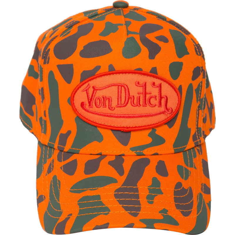 Von Dutch USA Camo Trucker 242 Front