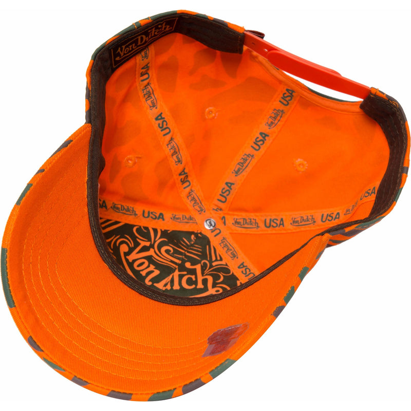 Von Dutch USA Camo Trucker 242 Below