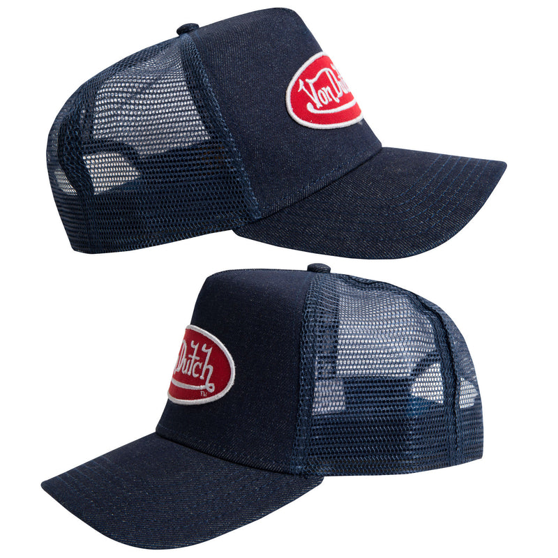 Denim Trucker 104