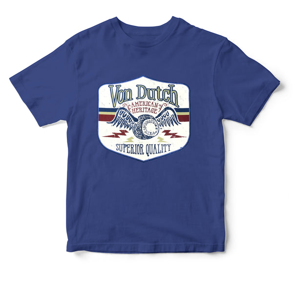 Von Dutch Original Garage Tee M204