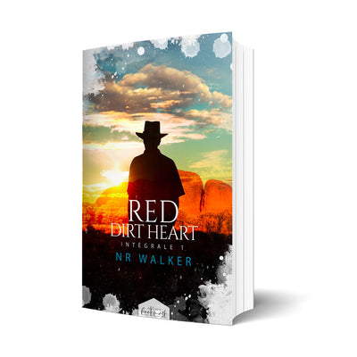 Red Dirt Heart 1, l'intégrale - Les éditions Bookmark