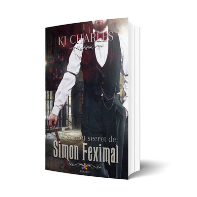 Le carnet secret de Simon Feximal - Les éditions Bookmark