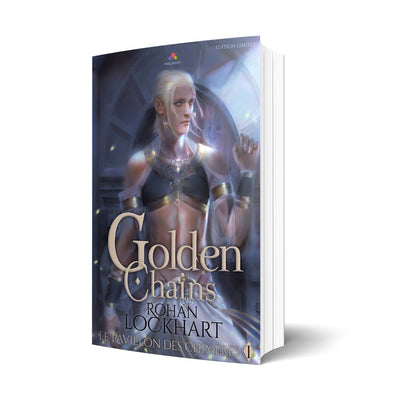 Golden Chains - édition illustrée - Les éditions Bookmark