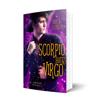 Scorpio Hates Virgo - Les éditions Bookmark