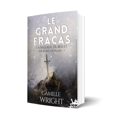 Le grand fracas - Les éditions Bookmark
