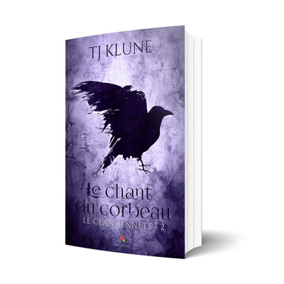Le chant du corbeau - Les éditions Bookmark