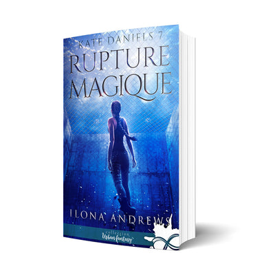 Rupture Magique - Les éditions Bookmark