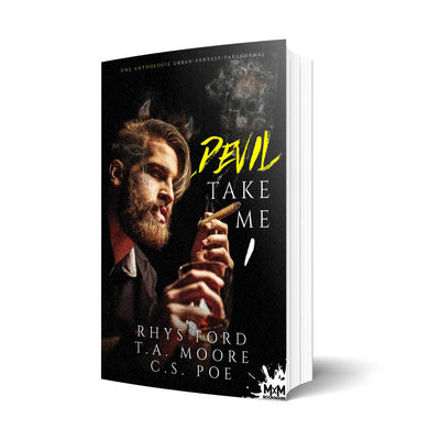 Devil Take me - Les éditions Bookmark