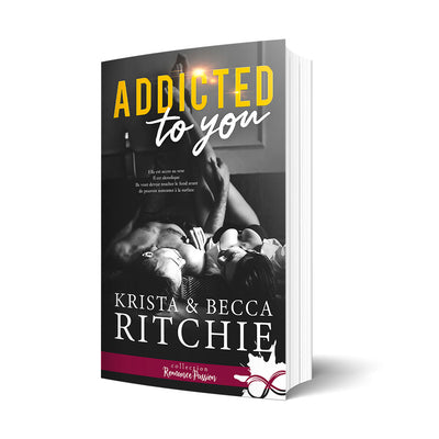 Addicted to you - Les éditions Bookmark