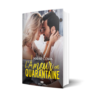 L'amour en quarantaine - Les éditions Bookmark