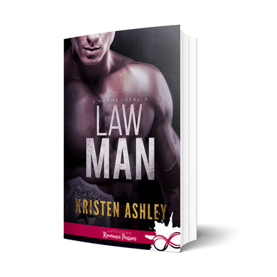 Law Man - Les éditions Bookmark