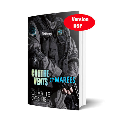 Contre vents et marées - Version DSP - Les éditions Bookmark