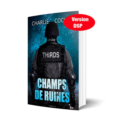 Champs de ruines - Version DSP - Les éditions Bookmark