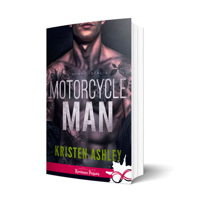 Motorcycle Man - Les éditions Bookmark