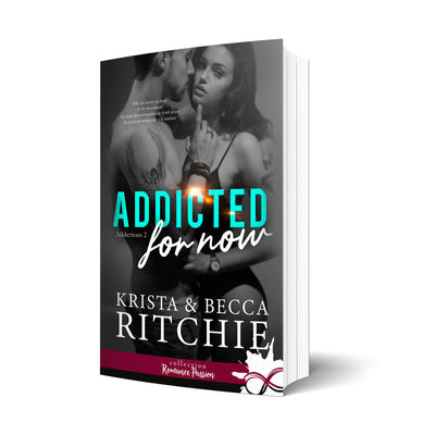 Addicted for now - Les éditions Bookmark
