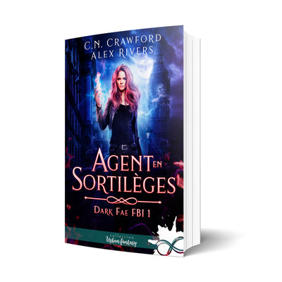 Agent en sortilèges - Les éditions Bookmark