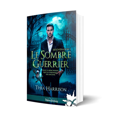 Le sombre guerrier - Les éditions Bookmark