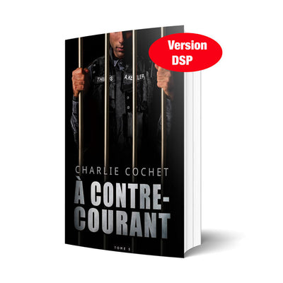 À contre-courant - Version DSP - Les éditions Bookmark