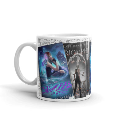 Mug - Urban Fantasy Forever - Les éditions Bookmark
