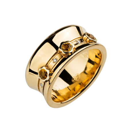 Rings Yellow Gold