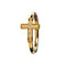 RING YELLOW GOLD  Cross Diamond LCD-3120/75