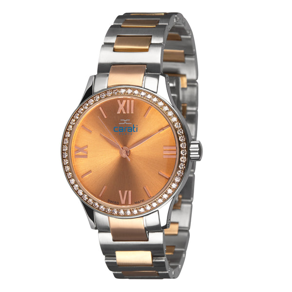 watch Carati Diamond swiss made