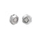 Earings Silver  Diamond Oreage cne-0047/5