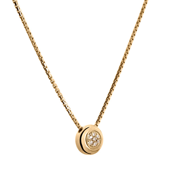 Pendant GOLD Diamond CNP-0197/54
