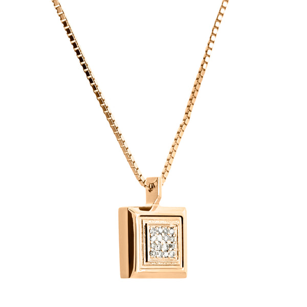 Pendant Gold & Diamonds