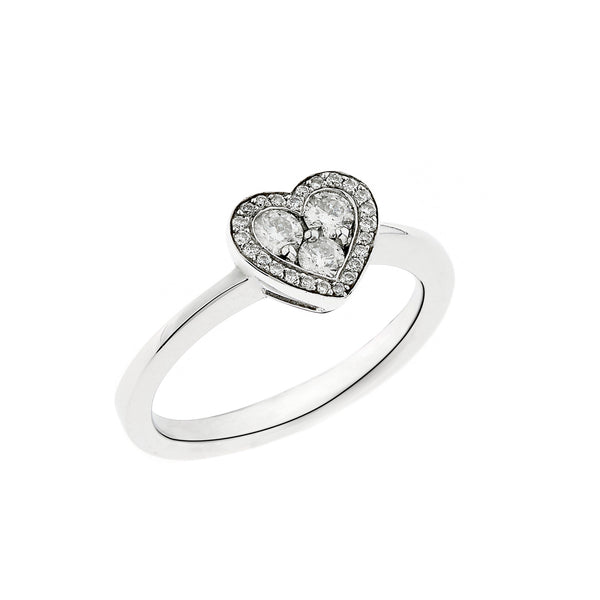 Ring  Gold  Diamond  ca22335