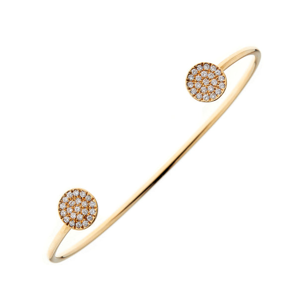 Bracelet gold diamond Pgv2855