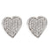 Earring gold diamond ca22771-4