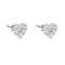 Earring gold diamond ca 18901