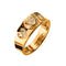 Ring Gold Diamonds Lcd-3093 Oreage-2915