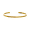 Bangle  YELLOW GOLD    Diamond Mb-0140/33