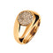 Ring Gold  Diamonds