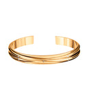 Bangle  YELLOW GOLD  Diamond OREAGE -3713