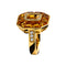RING YELLOW GOLD Citrine  JR-1114/12