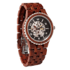 Premium Men's Automatic Rosewood Watches