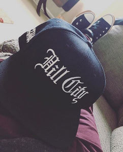 Hill City: Snapback Cap