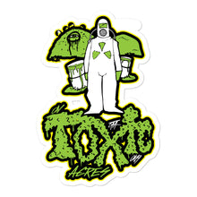 Load image into Gallery viewer, On Toxic Acres--Green Slime: Sticker