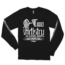 Load image into Gallery viewer, O-Two Artistry 2019: Long sleeve t-shirt